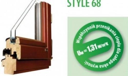 Okno STYLE 68